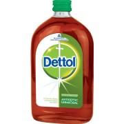 Dettol Antiseptic Liquid, 550 ml Bottle
