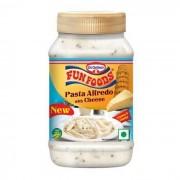 Funfoods Pasta Alfredo With Cheese / White Sauce Pasta 275g