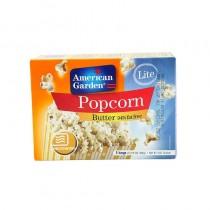 American Garden Microwave Popcorn Butter 273g