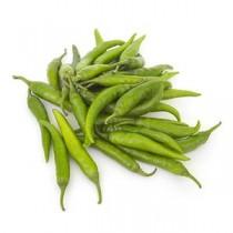 Chilli Green Big, 500 gm