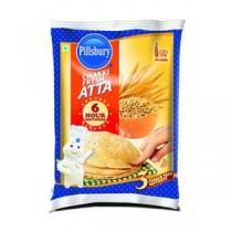 Pillsbury Atta - Chakki Fresh, 5 kg Pouch