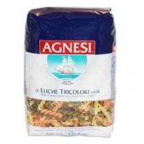 Agnesi Pasta Eliche Tricolor 500 Gm