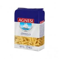 Agnesi Pasta Fussili 500 Gm