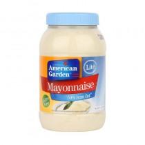 American Garden Mayonnaise Lite 887ml