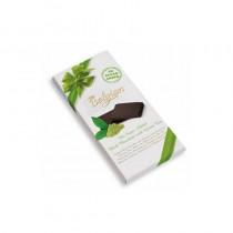 Belgian Dark Chocolate With Green Tea 100g