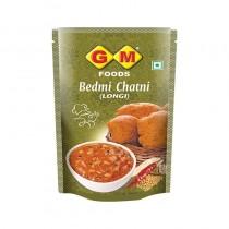 GM Foods Bedmi Chatni (Longi) 100g