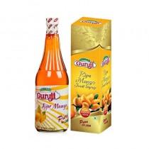 Guruji Ripe Mango Syrup 750ml