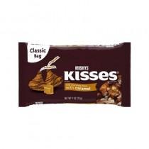 Hersheys Kisses Milk Chocolate Filled With Caramel 311 Gm