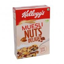 Kelloggs Muesli Nuts Delight 500g