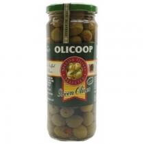Olicoop Stuffed Green Olive 450g