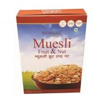 Ramdev Patanjali Muesli Fruit & Nut 200g