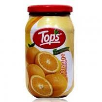 Tops Orange Jam 200+50g