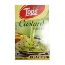 Tops-Custard Kesar Pista 100g