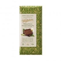 Whittakers Waikato Grown Aromatic Oolong Tea Chocolate 100 Gm