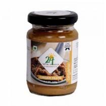 24 Lm Organic Ginger /Adrak Paste 140G
