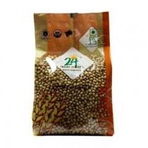 24 Lm Organic Coriander /Dhania Seed 100g