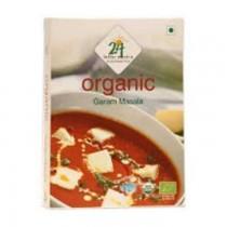 24 Lm Organic Garam Masala 50g