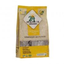 24 Lm Organic Sonamasuri White Rice 1kg