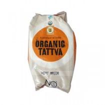 Organic Tattva Flour - Corn, 500 gm Pouch