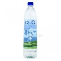 Qua Natural Mineral Water, 1 ltr Bottle