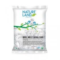 Natureland Organics Flour - Whole Wheat, 5 kg