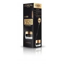 L'Oreal Paris Super Liner Gel Intenza 36H, Chic Brown, 2.8g
