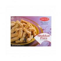 Bikaji Shakkar Para Fine Flour Sugar Sticks 400g