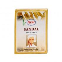Ayur Herbal Sandal Face Pack 25g