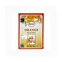 Ayur Herbal Orange Face Pack 25g