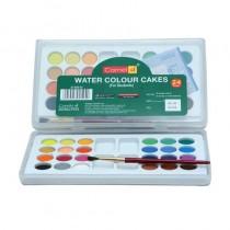 Camel Colour Cakes 24 Shades