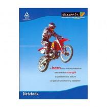 Classmate Notebook 24 X 18 Cm Single Line 180 Pages