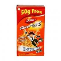 Dabur Glucoplus-C Orange Flavoured 500 Gm