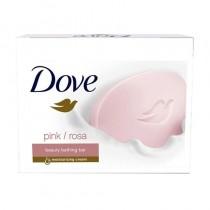 Dove Pink / Rosa Beauty Bathing Bar 3 x 100 Gm