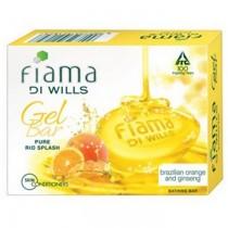 Fiama Di Wills Pure Rio Splash Brazilian Orange & Ginseng Soap 125 Gm