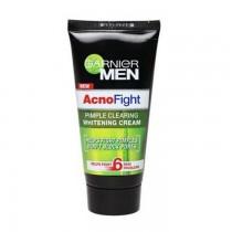 Garnier Men Acno Fight Pimple Clearing Whitening Cream 18g