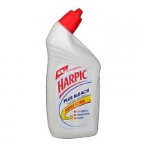 Harpic Plus Bleach Toilet Cleaner 500 Ml