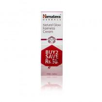 Himalaya Herbals Natural Glow Fairness Cream (Pack of 2) 50 Gm