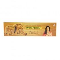 Mangaldeep Puja Agarbatti Sandal Flavour 15 sticks