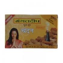 Mangaldeep Dhoopbattis Sandal Flavour 20 pcs pack