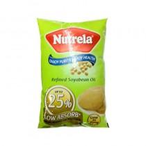 Nutrela Soyabean Refined Oil 1ltr