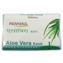 Patanjali Aloe Vera Kanti Soap 150g
