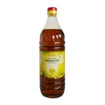 Patanjali Kachi Ghani Mustard Oil 1ltr