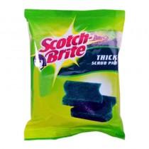 SCOTCH BRITE THICK PAD 7.5X10 CM  1 Pc
