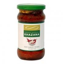 Sanjeev Kapoor Khazana Pickle Hot Garlic 300g