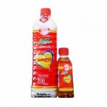 Sundrop Heart Vegetable Oil Bottle Free Sundrop Oil 1 Ltr