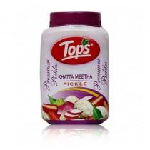 Tops Khatta Mitha Pickle 400g