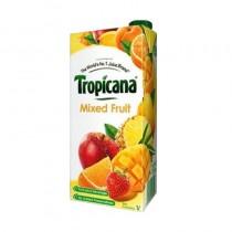Tropicana 100% Mixed Fruit Juice . 1 Ltr