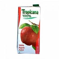 Tropicana 100% Apple Juice 1 Ltr