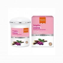 VLCC Snigdha Skin Whitening Night Cream With Comfrey & Niacinamide 50 Gm