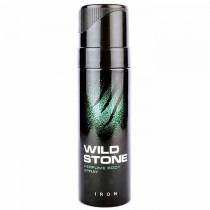 Wild Stone Iron Perfume Body Spray 120 Ml